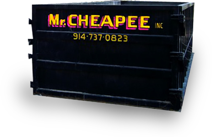 Dumpster Rental Westchester Ny Mr Cheapee Inc
